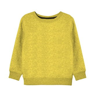 Kids mockup sweater