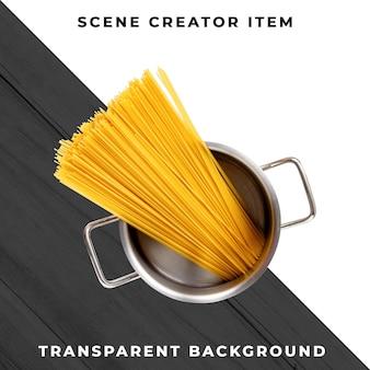 キッチン用品透明なpsd
