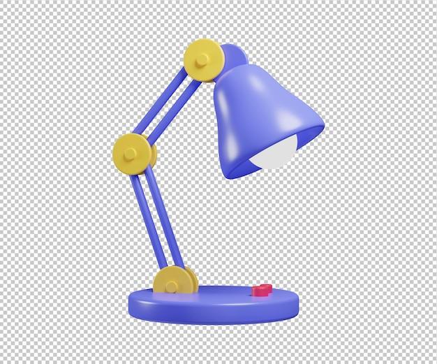 램프 3d 그림