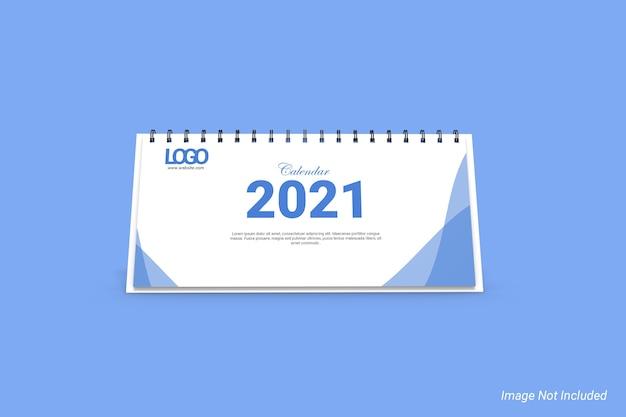 Макет календаря с пейзажным бизнесом