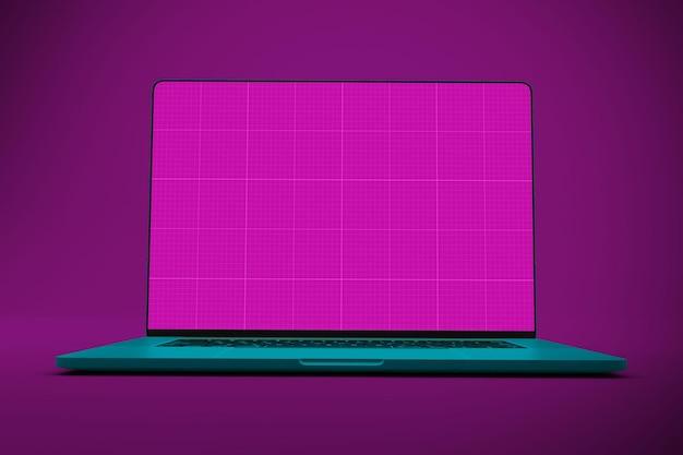 Laptop full screen