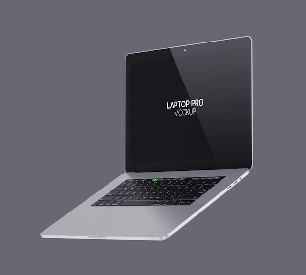노트북 모형 노트북