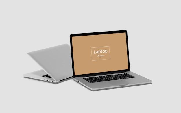 노트북 모형