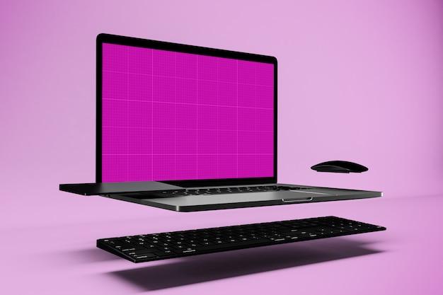 Laptop pro mockup v.3