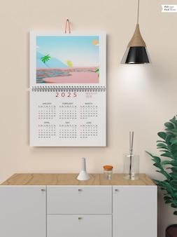 Последний макет календаря
