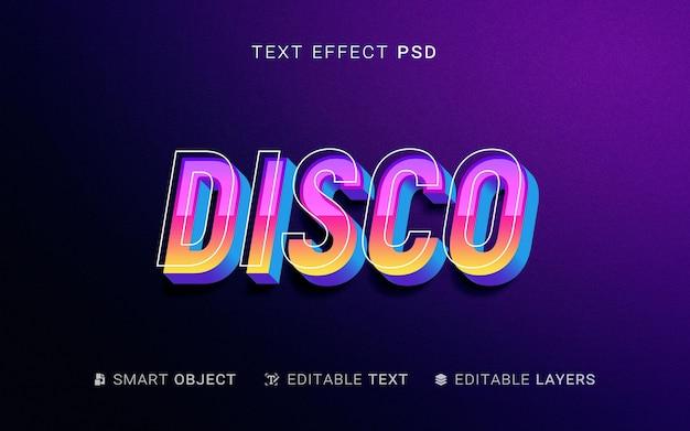 Слои текстового эффекта