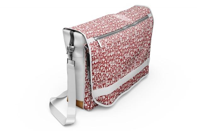 Изолированная сумка lether