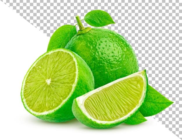 Лаймовый плод изолированные
