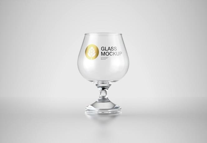 Liquor glass mockup