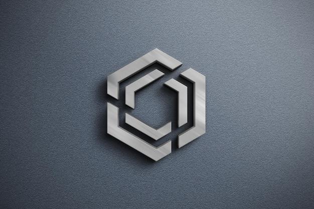 ロゴモックアップデザイン