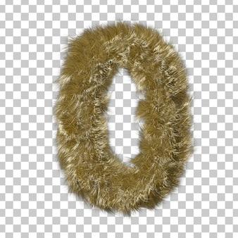 Londe fur number 0