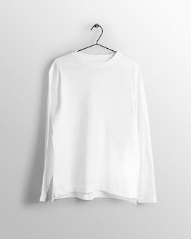 Long sleeve male t-shirt