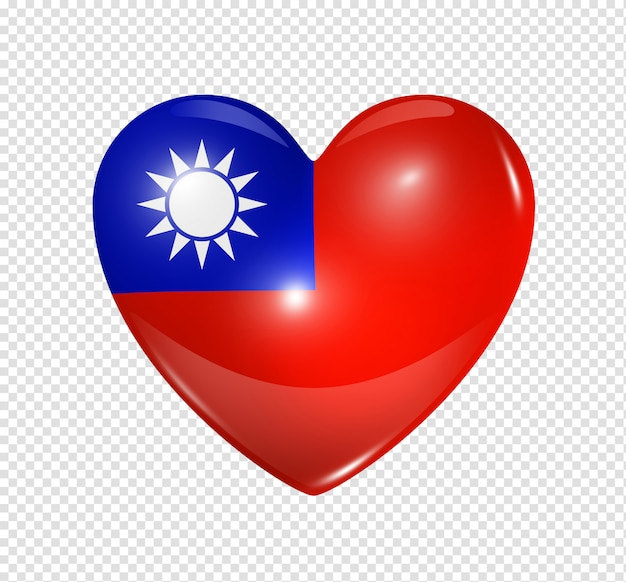 Люблю тайвань