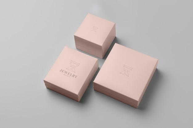 Роскошная упаковка ювелирных изделий