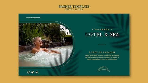 Progettazione del modello dell'insegna dell'affitto di vacanza di lusso