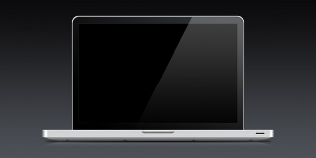 Macbook pro laptop psd