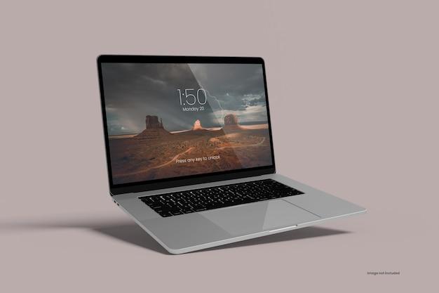 Макет macbook pro