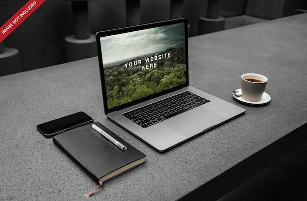 Macbook pro psd макет