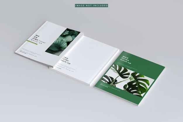 Макет обложки журнала