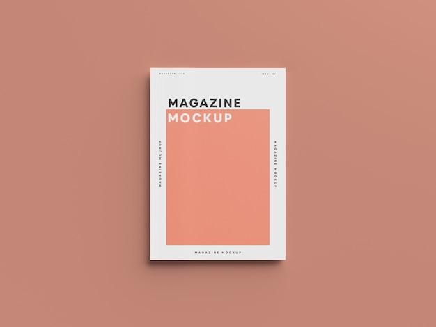 잡지 목업