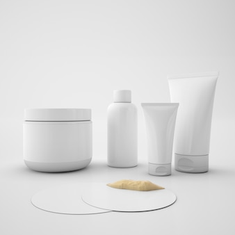 Make up and skincare set