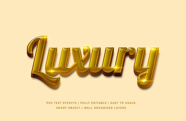 Marble 3d text style