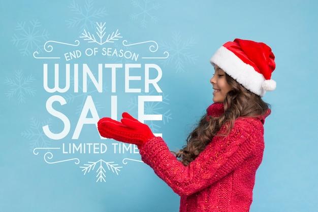 Маркетинговая кампания для рождественских продаж