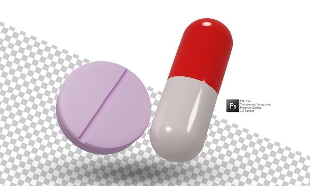 Медицина иллюстрации 3d дизайн