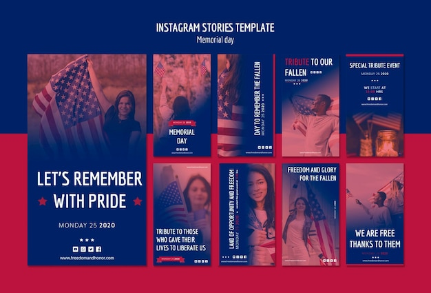 День памяти инстаграм историй