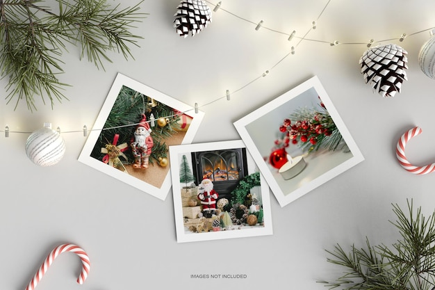 С рождеством христовым бумажные рамки фото макет
