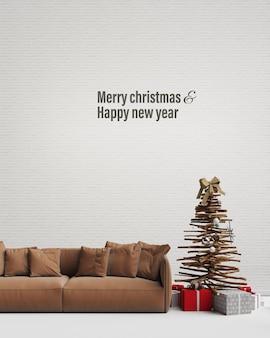 메리 크리스마스 장식 디자인