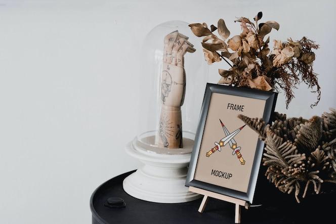 Mini frame mockup
