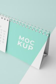 Минимальный ассортимент макетов календаря