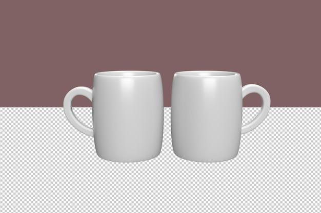 最小限のコーヒーマグ