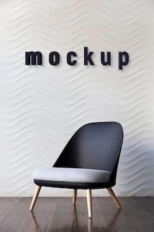 Minimalist corporation branding mock-up