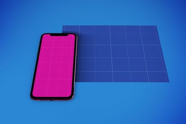 Мобильный и флаер