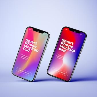 Макеты мобильных телефонов