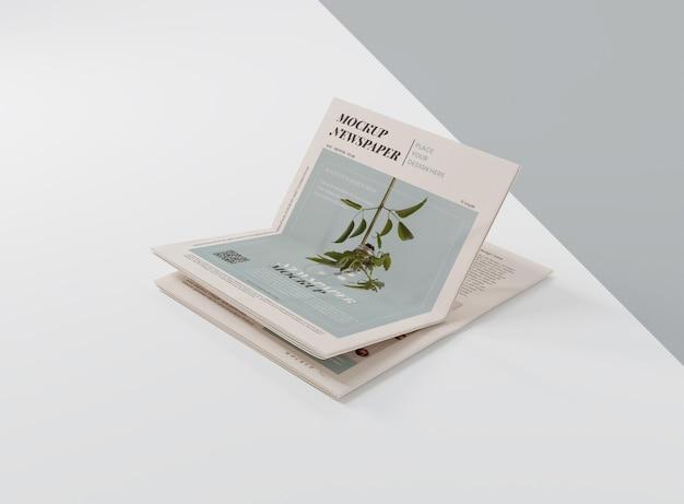 Макет для газеты