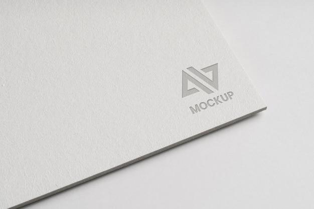 비즈니스 기업을위한 모형 로고 디자인