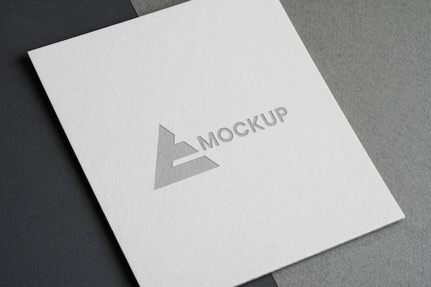 Дизайн макета логотипа для бизнес-компаний
