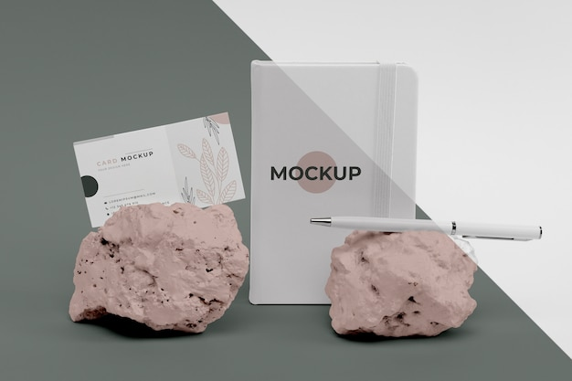 Mock up di pietre