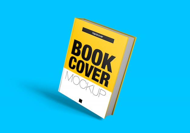 Mockup of a book cover