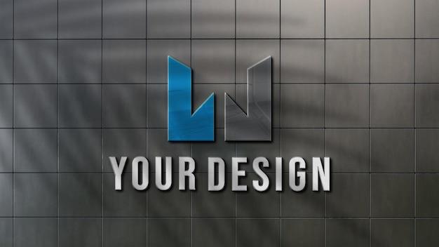 Дизайн макета на стене