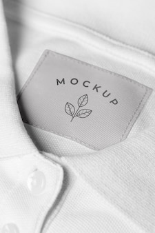 Mockup t shirt close up Free Psd