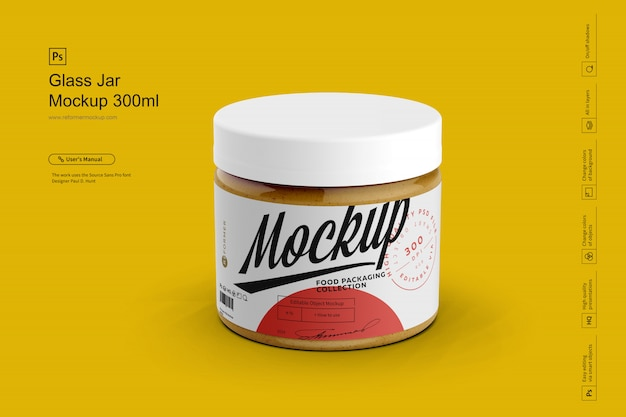 Mockups for branding design