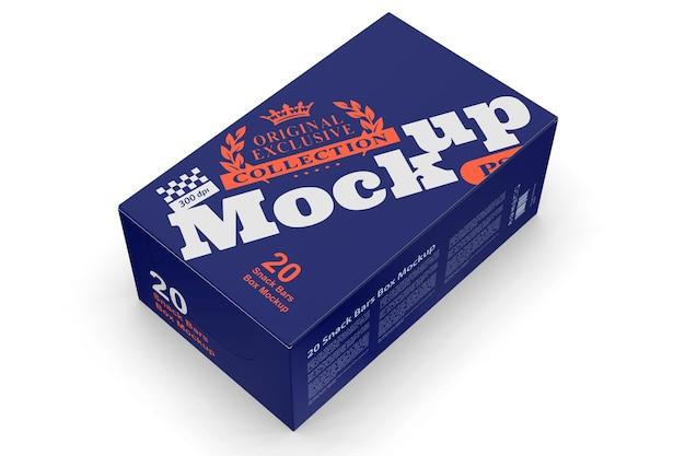 Mockups for packaging design