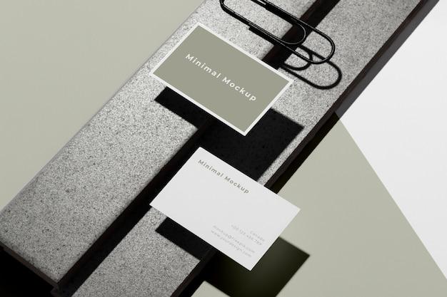 Современный ассортимент макетов визиток