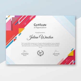 Certificate Backgrounds Vectors Photos And PSD Files