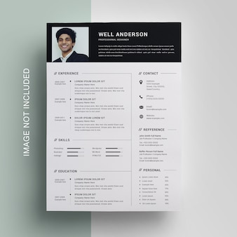 最新の履歴書履歴書テンプレート