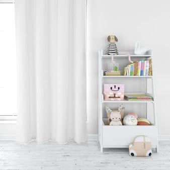 Современная детская детская комната